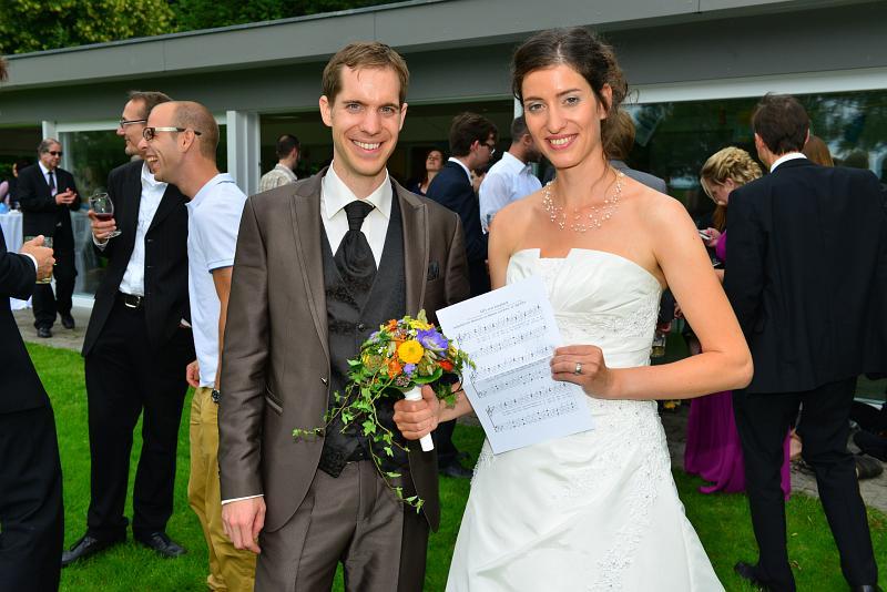 Patrick Herrmann Hochzeit